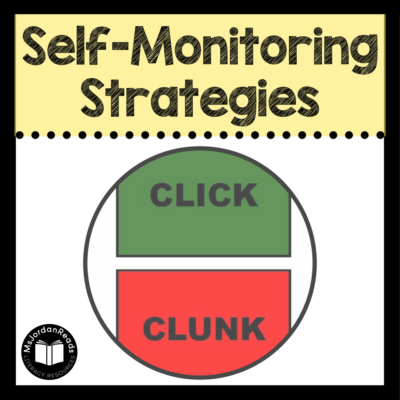Building-Up My Toolbox: Self-Monitoring Strategies