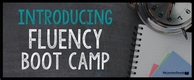 Fluency boot camp msjordanreads fluency boot camp fandeluxe Images