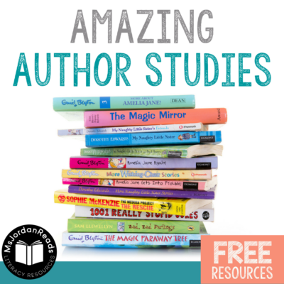 Amazing Author Studies