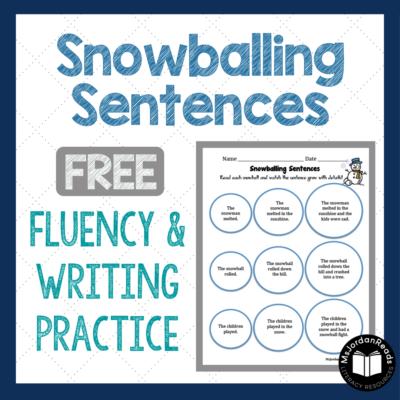 Snowballing Sentences