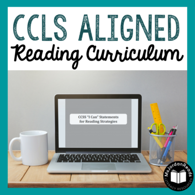 A CCLS-Aligned Reading Curriculum