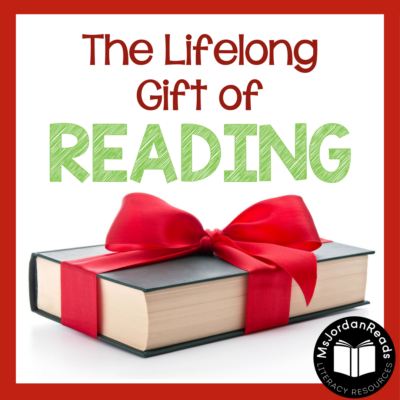 The Lifelong Gift of Reading