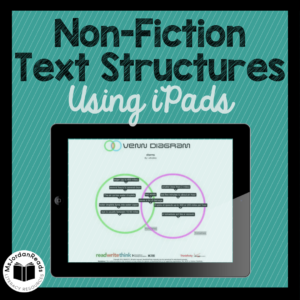Exploring Non-Fiction Text Structures | Using iPad apps to explore and support student comprehension of informational texts.