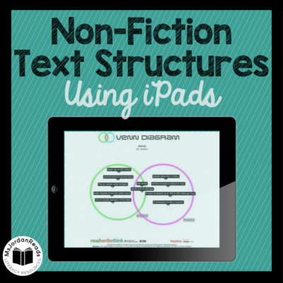 Exploring Non-Fiction Text Structures Using iPads
