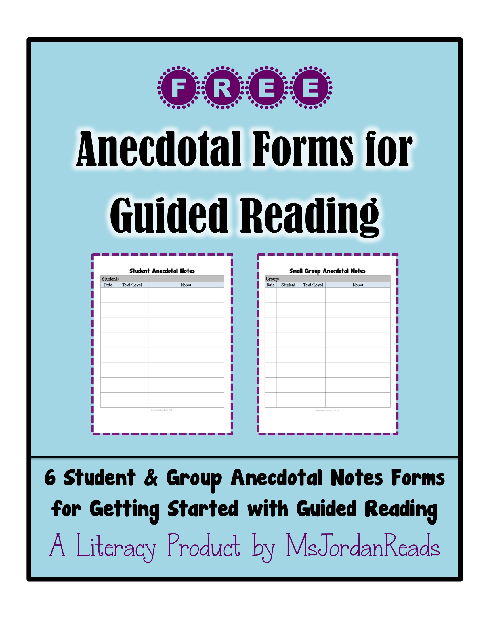 Getting Organized For Guided Reading Msjordanreads