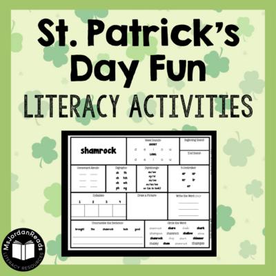 A Lil Bit O' St. Patrick's Day Fun!