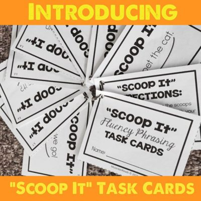 Introducing Scoop It Task Cards