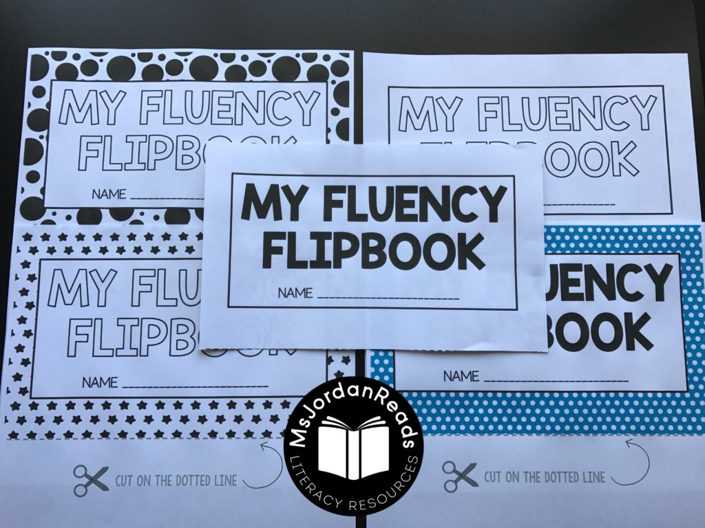 FluencyFlipbook Cover Options