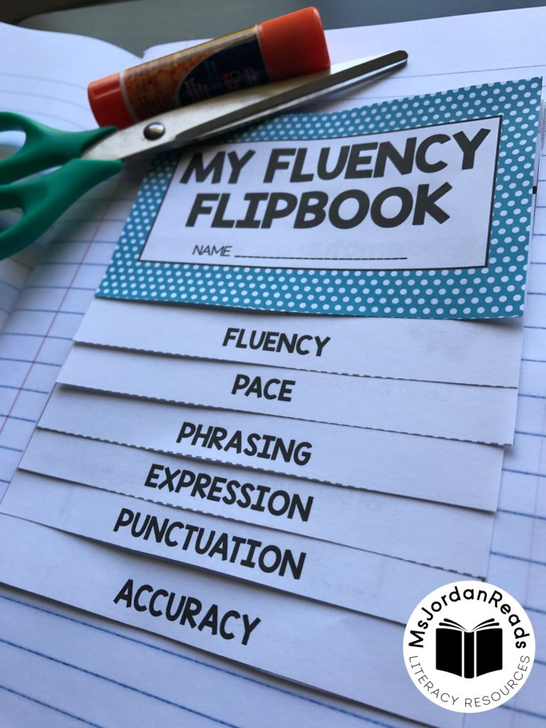 My Fluency Flip Book in Reading Notebook.jpg
