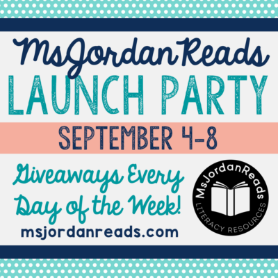 MsJordanReads Website Launch Party