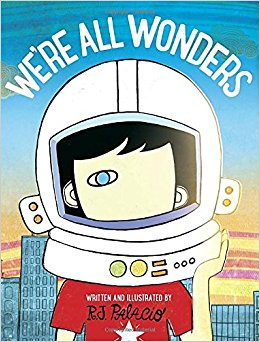 We're All Wonders Children's Book