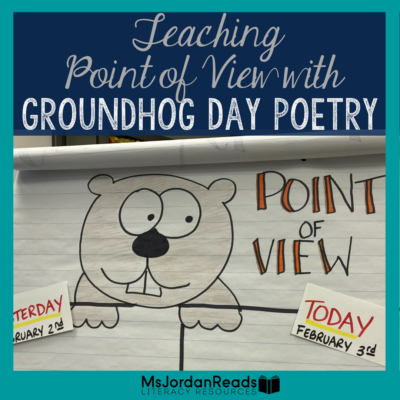 Teaching Point of View With Groundhog Day Poetry